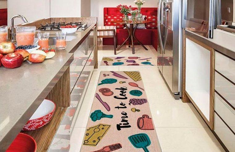Como escolher um tapete passadeira?